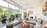 Villa Alocasia Living Area | Canggu, Bali