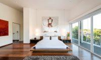 Villa Alocasia Master Bedroom Area | Canggu, Bali