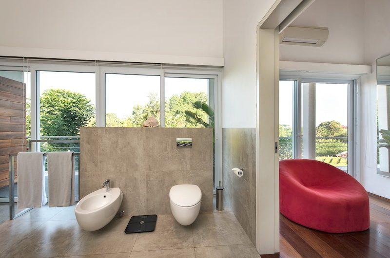 Villa Alocasia Bathroom | Canggu, Bali