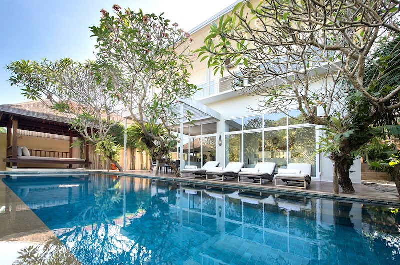 Villa Alocasia Pool Area | Canggu, Bali