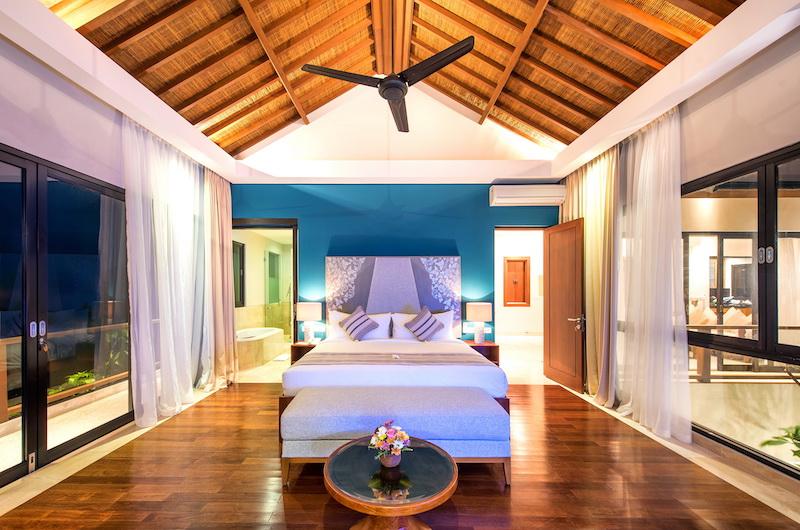 Villa Anahit Master Bedroom Area | Ungasan, Bali