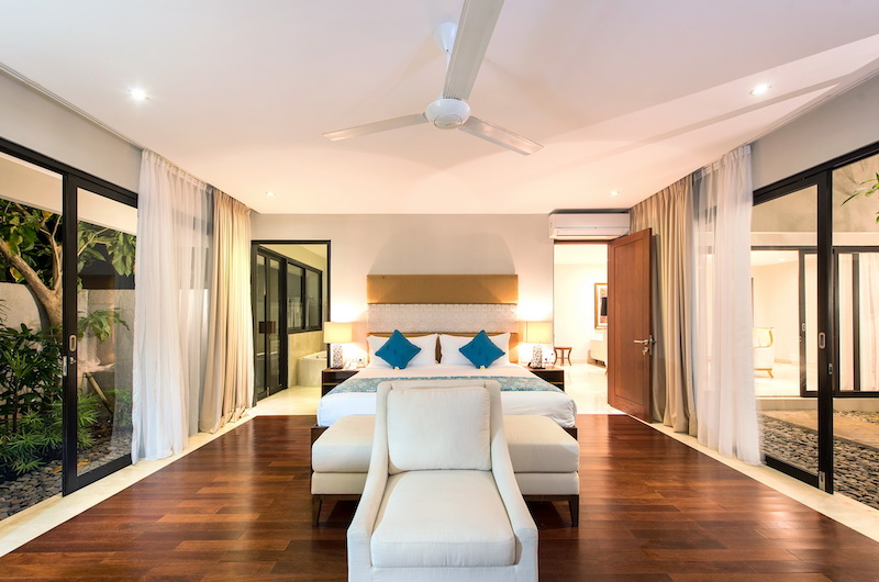Villa Anahit Bedroom Area | Ungasan, Bali