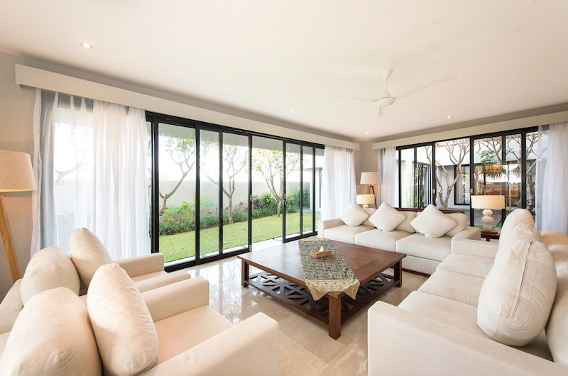 Villa Anahit Living Area | Ungasan, Bali