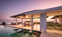 Villa Anahit Night View | Ungasan, Bali