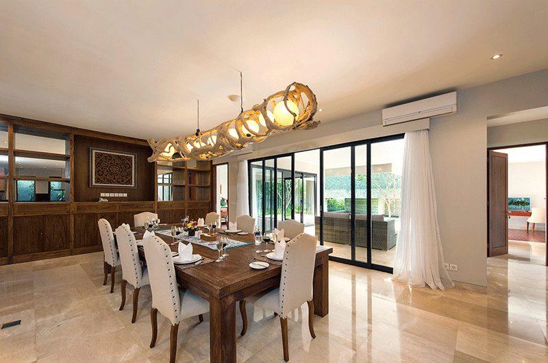 Villa Feronia Dining Room | Ungasan, Bali