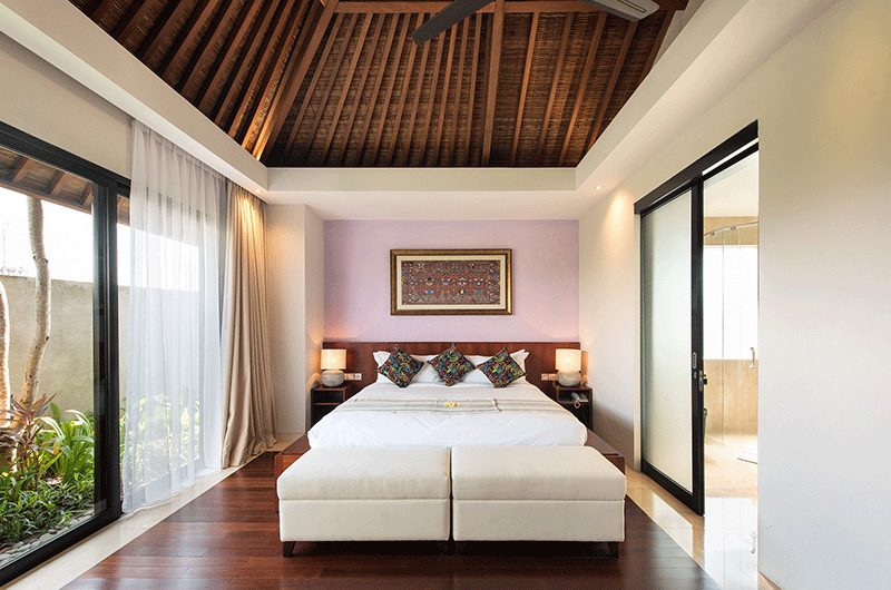 Villa Feronia Bedroom Side | Ungasan, Bali