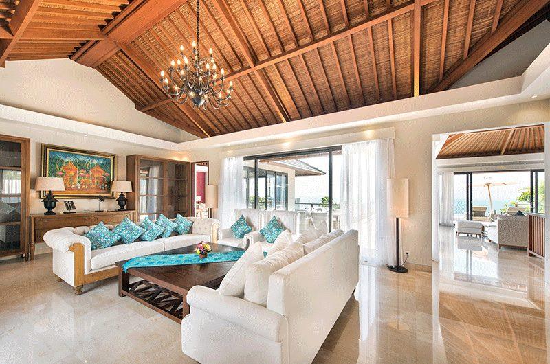 Villa Feronia Living Area | Ungasan, Bali