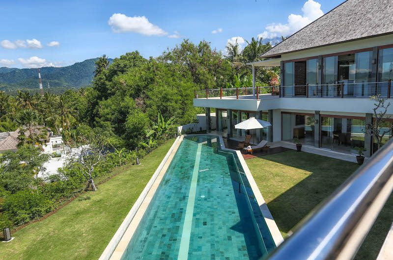 Villa Gumamela Swimming Pool | Candidasa, Bali