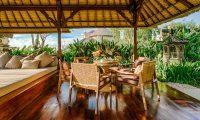 Villa Impian Manis Open Plan Dining Area | Uluwatu, Bali