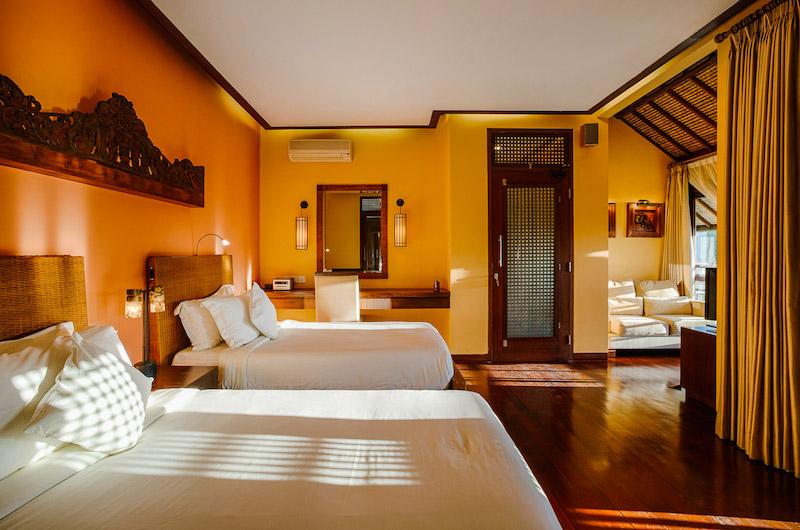 Villa Impian Manis Twin Bedroom Side | Uluwatu, Bali