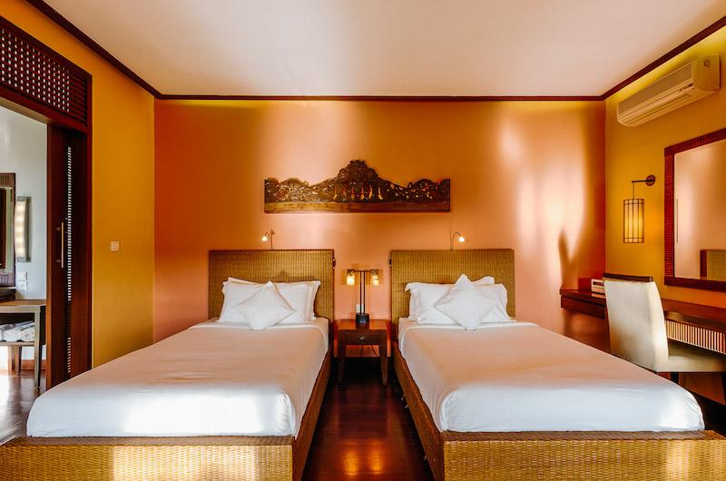 Villa Impian Manis Twin Bedroom Area | Uluwatu, Bali
