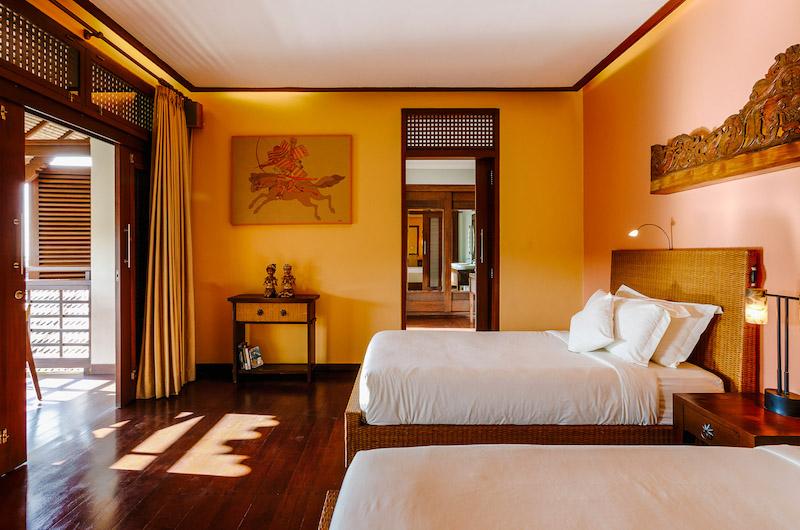 Villa Impian Manis Twin Bedroom | Uluwatu, Bali