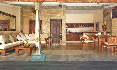 Villa Kubu 15 Living Area | Seminyak, Bali