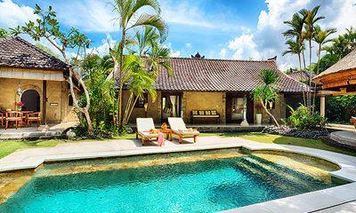 Villa Kubu 2 Pool | Seminyak, Bali