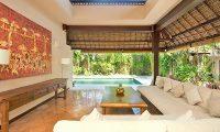 Villa Kubu 3 Living Room | Seminyak, Bali