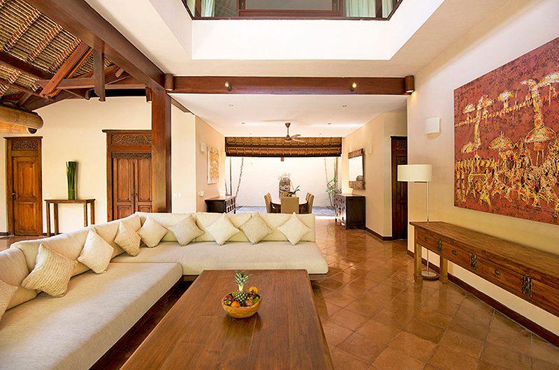 Villa Kubu 3 Living Area | Seminyak, Bali