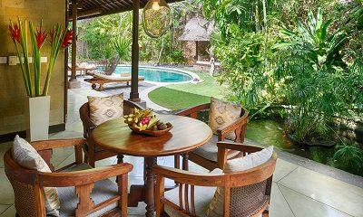 Villa Kubu 4 Dining Table | Seminyak, Bali