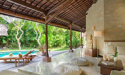 Villa Kubu 4 Pool Area | Seminyak, Bali