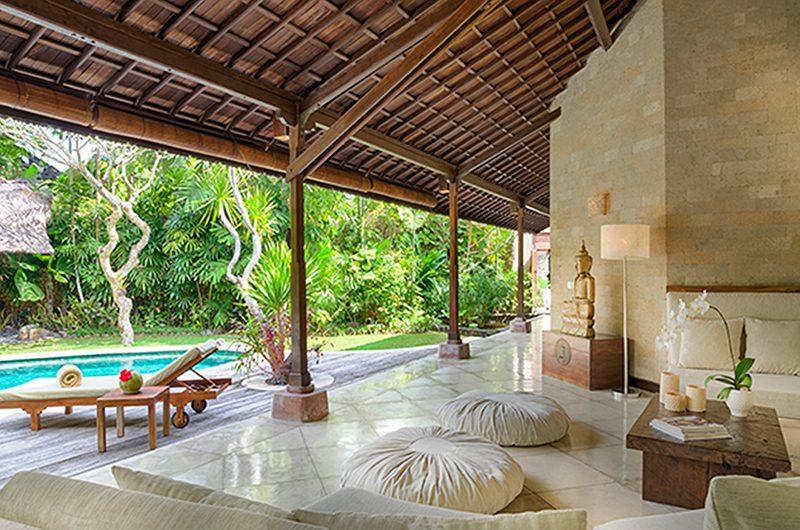 Villa Kubu 4 Pool Area   Seminyak, Bali