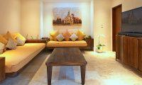 Villa Kubu 6 Media Area | Seminyak, Bali