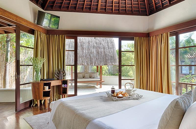 Villa Kubu Zero Bedroom with TV | Seminyak, Bali