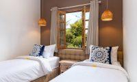 Villa Maya Canggu Twin Bedroom Side | Canggu, Bali