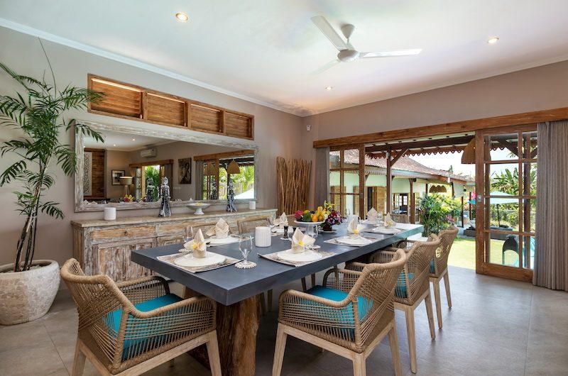 Villa Maya Canggu Dining Table | Canggu, Bali