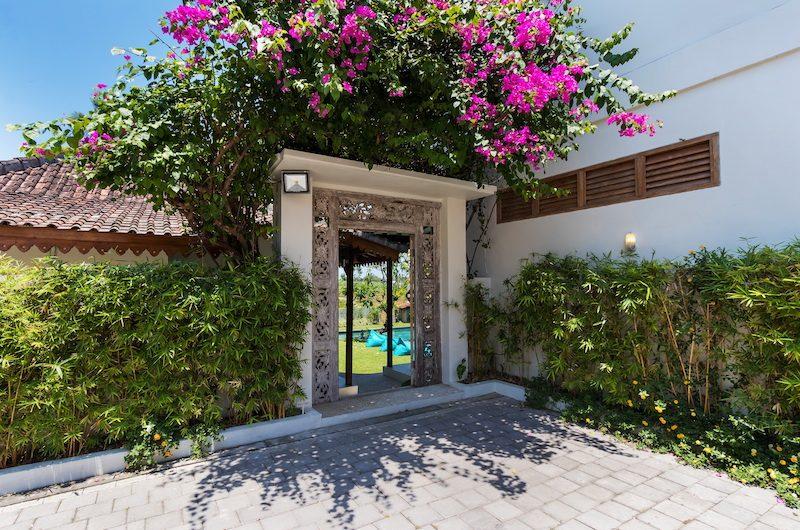 Villa Maya Canggu Entrance | Canggu, Bali