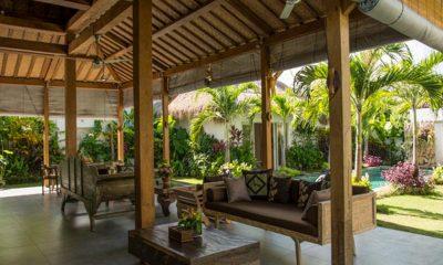 Villa Niri Open Plan Living Area | Seminyak, Bali