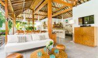 Villa Sukacita Living Area | Seminyak, Bali