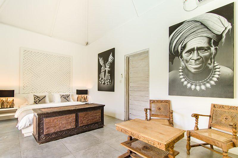 Villa Sukacita Bedroom with Seating | Seminyak, Bali