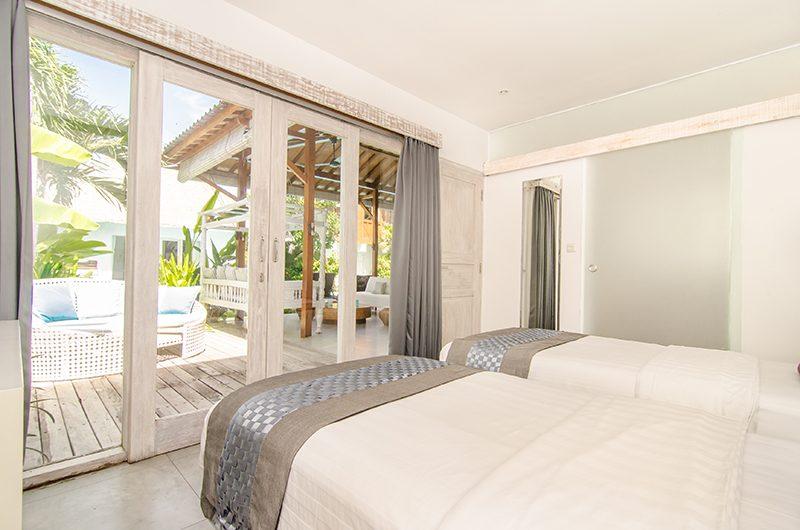 Villa Sukacita Twin Bedroom | Seminyak, Bali