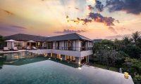 Villa Yamuna Building Area | Ungasan, Bali