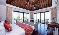 Villa Yamuna Bedroom with TV | Ungasan, Bali
