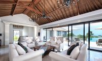 Villa Yamuna Open Plan Living Area | Ungasan, Bali