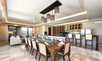 Villa Yamuna Dining Table | Ungasan, Bali