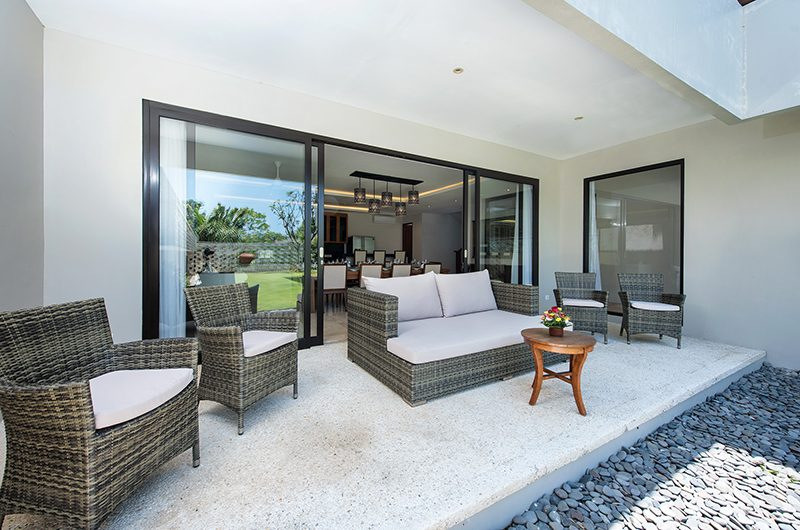 Villa Yamuna Seating | Ungasan, Bali