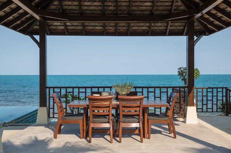 The Beach House Open Plan Dining Table | Chaweng, Koh Samui