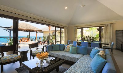 The Beach House Living Area | Chaweng, Koh Samui