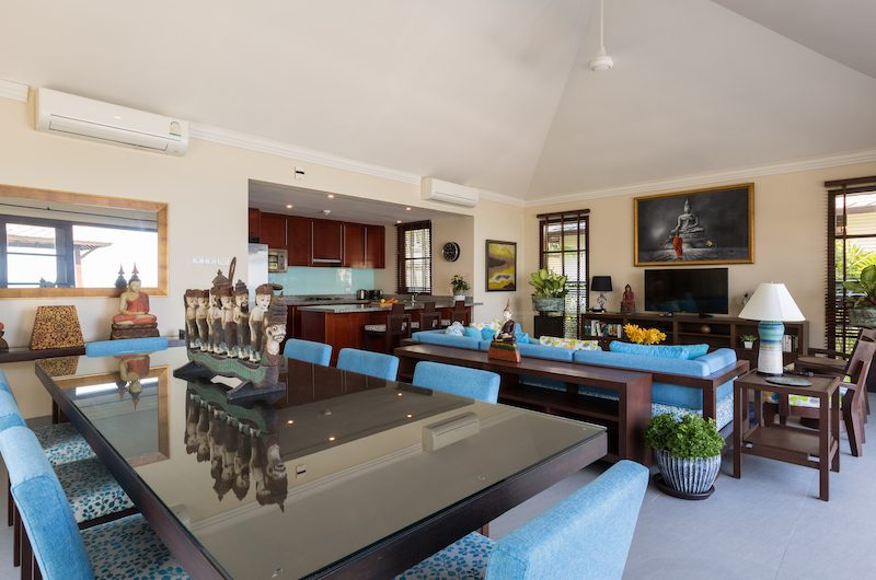 The Beach House Dining Table | Chaweng, Koh Samui