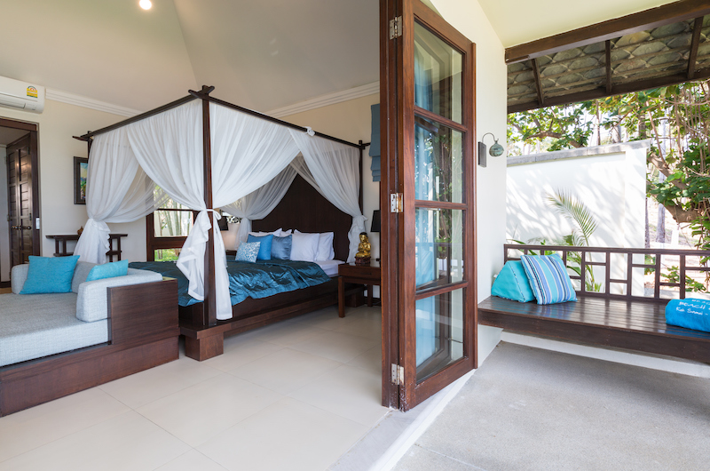 The Beach House Balcony with Seating | Chaweng, Koh Samui