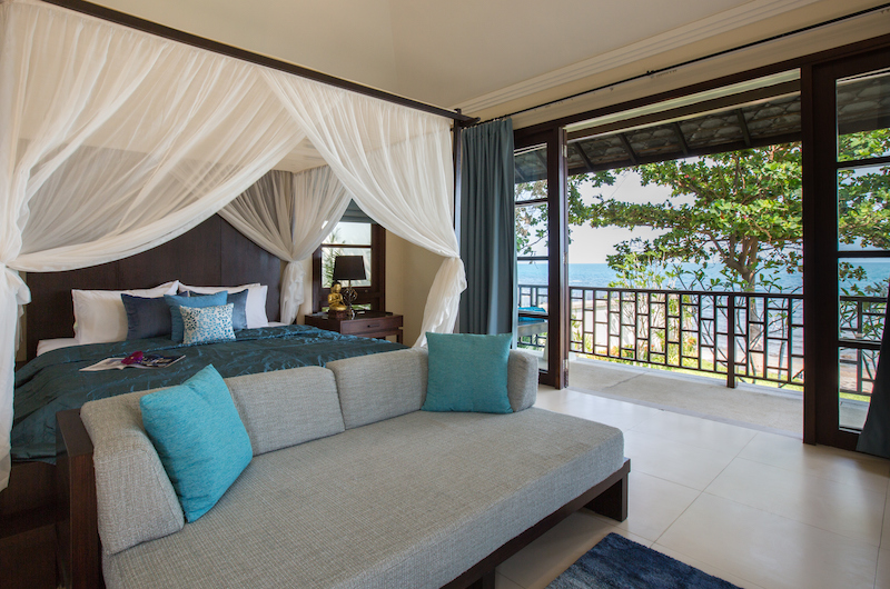 The Beach House Master Bedroom with Balcony | Chaweng, Koh Samui