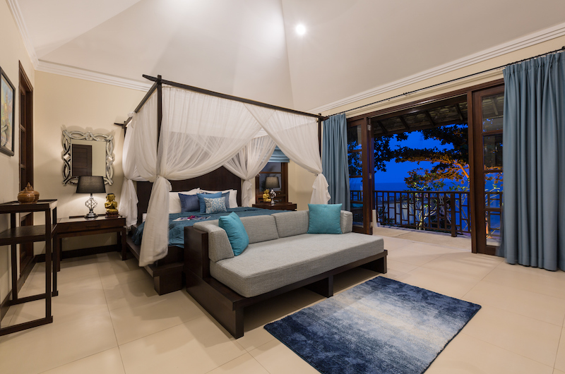The Beach House Master Bedroom | Chaweng, Koh Samui