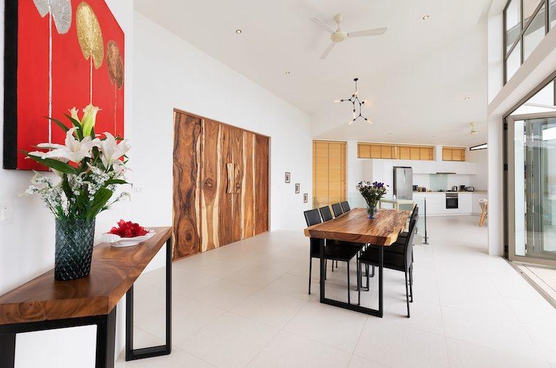 Villa Pearl Dining Table | Bophut, Koh Samui