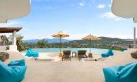 Villa Pearl Pool Area | Bophut, Koh Samui