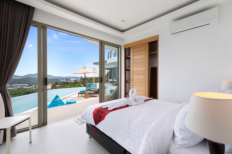 Villa Pearl Spacious Bedroom Side | Bophut, Koh Samui
