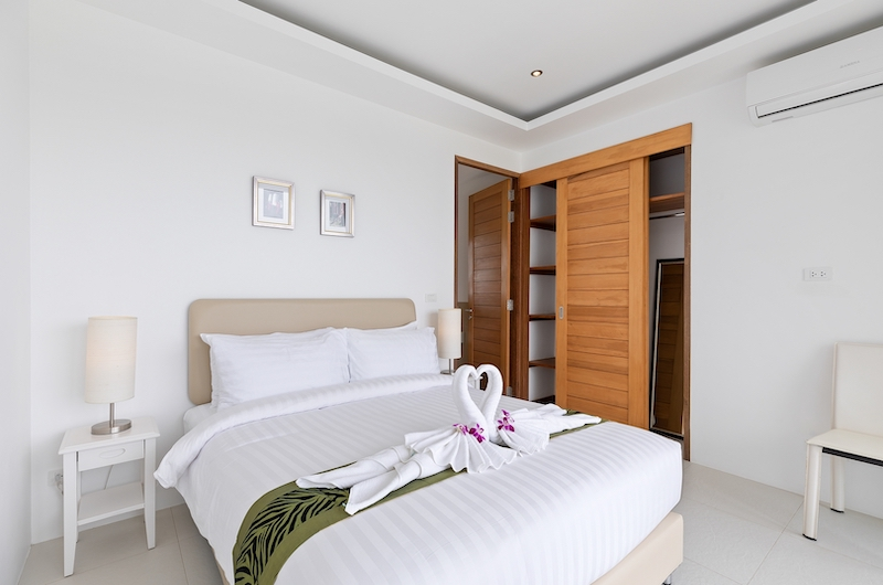 Villa Pearl Spacious Bedroom Area | Bophut, Koh Samui