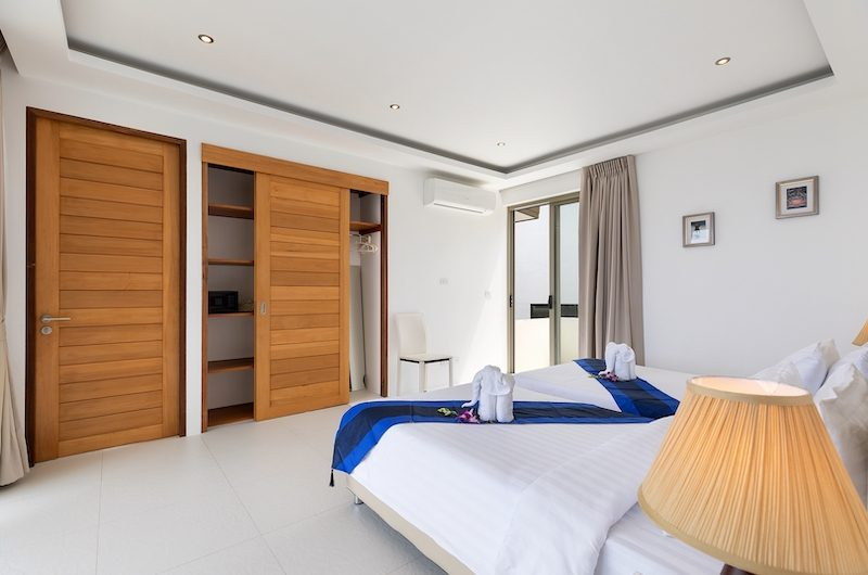 Villa Pearl Bedroom One | Bophut, Koh Samui