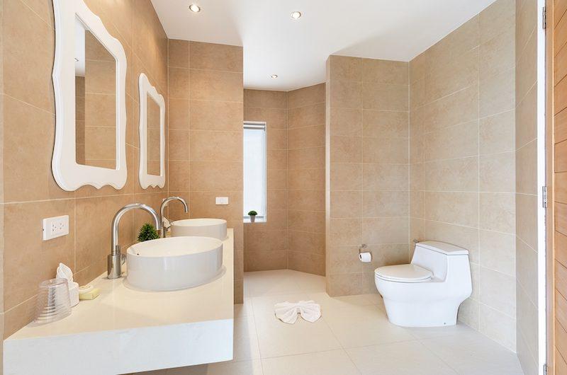 Villa Pearl Bathroom Area | Bophut, Koh Samui
