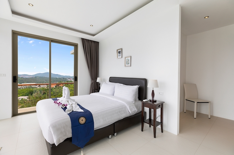 Villa Pearl Single Bedroom | Bophut, Koh Samui